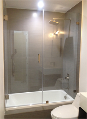 Frameless shower doors and mirrors miami south florida tub glass door planetlyrics Images